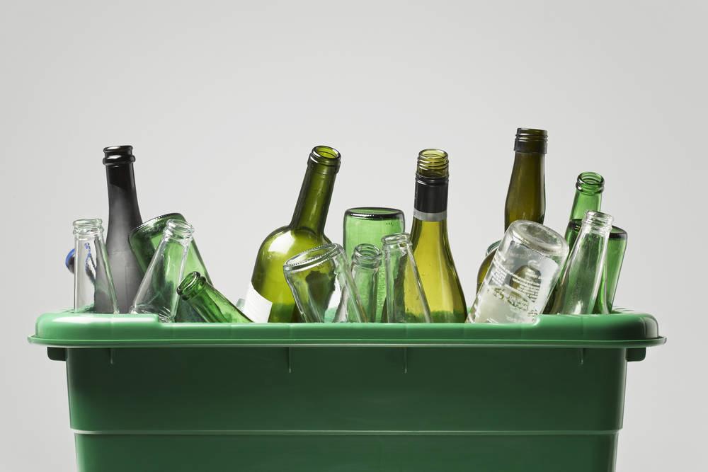 Los españoles, concienciados con el reciclaje del vidrio