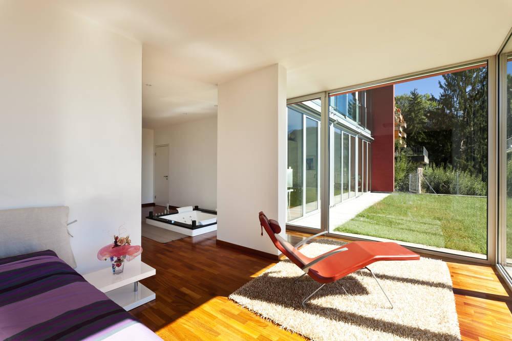 Puertas correderas de vidrio, lo último en diseño de interiores