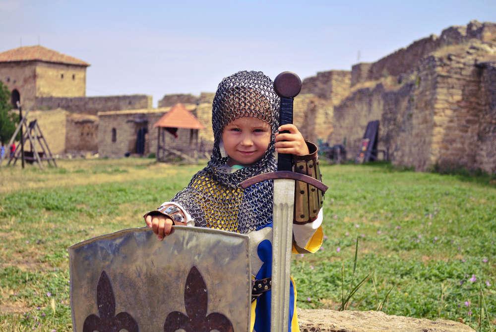 La artesania en las fiestas medievales