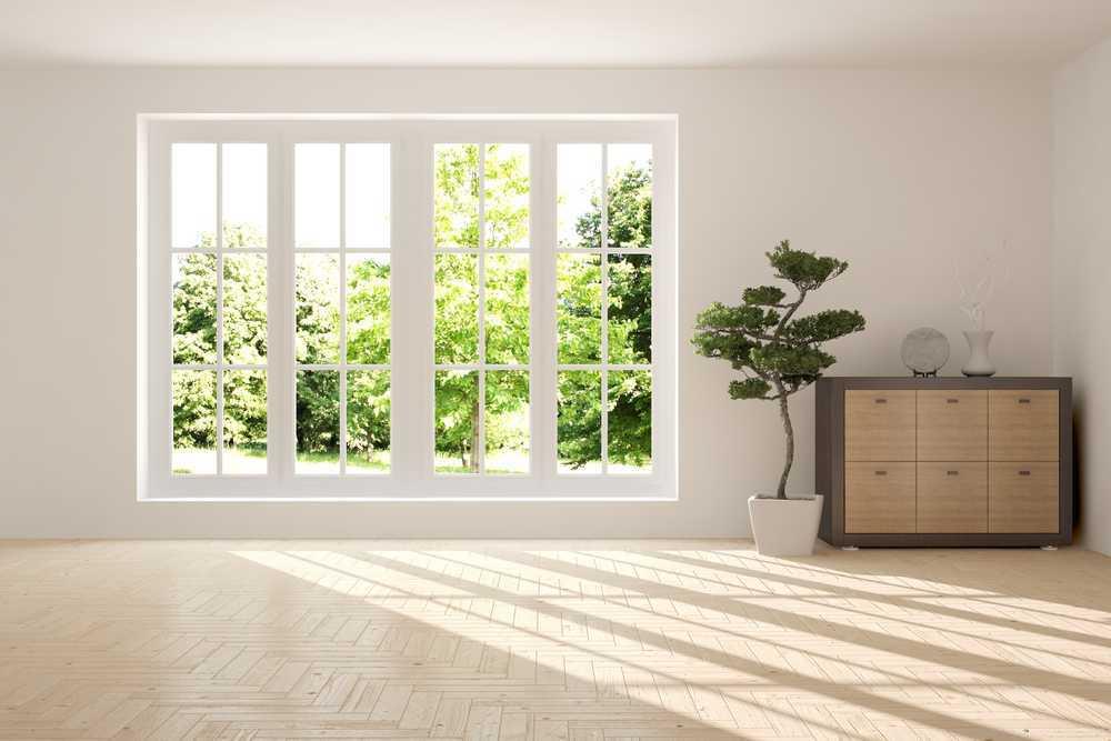 El vidrio como material aislante